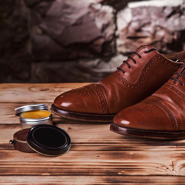 Pflege für Schuhe